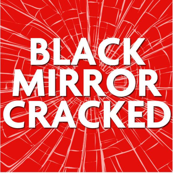White Christmas Black Mirror Poster.Black Mirror Cracked White Christmas With Actor Rasmus
