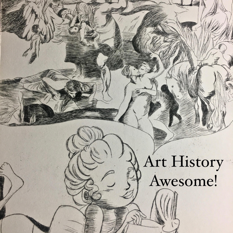 ARH Interlude: Art History Course Tips & Tricks