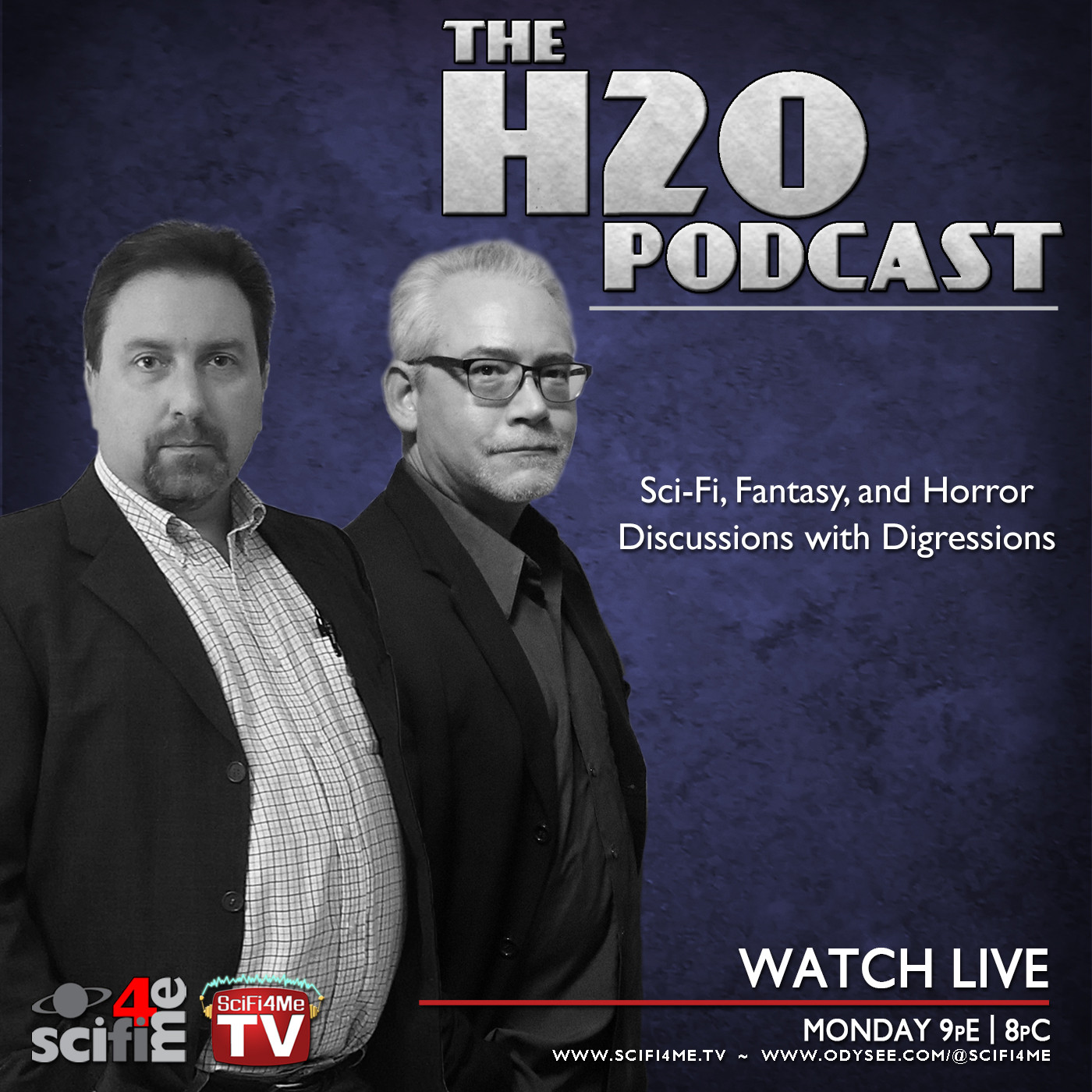 SciFi4Me: The H2O Podcast