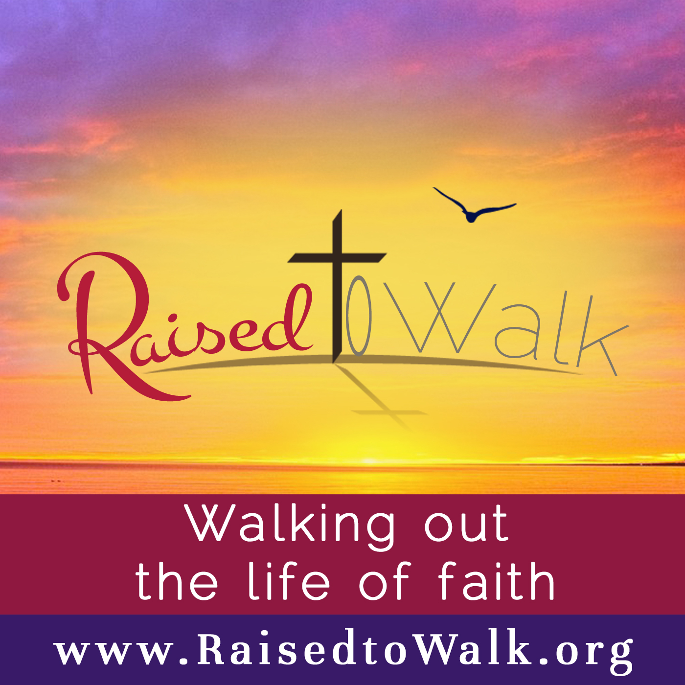 Raised to Walk Podcast