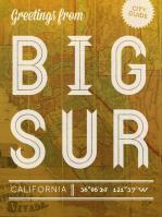 Monterey & Big Sur Guide