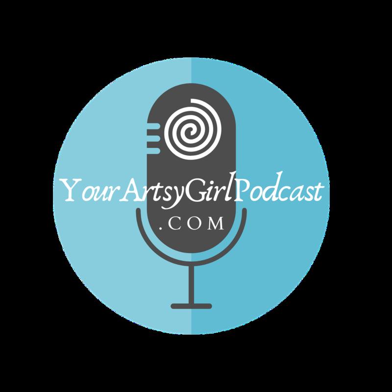 Podknife Yourartsygirl Podcast By Cristina Querrer