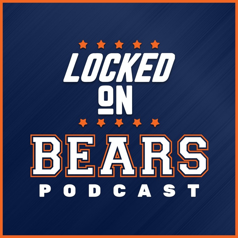 Podknife - Locked On Bears - Daily Podcast On The Chicago