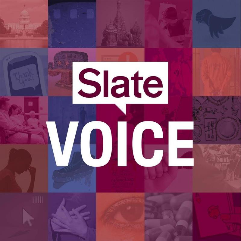 Podknife - Slate Voice by Slate Podcasts