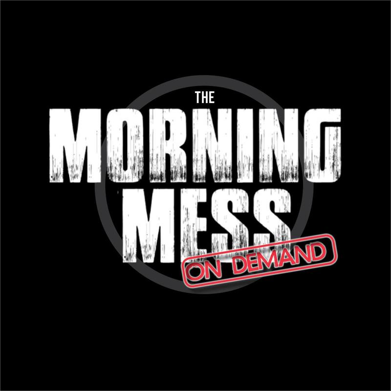 Podknife - The Morning Mess On-Demand by 95X