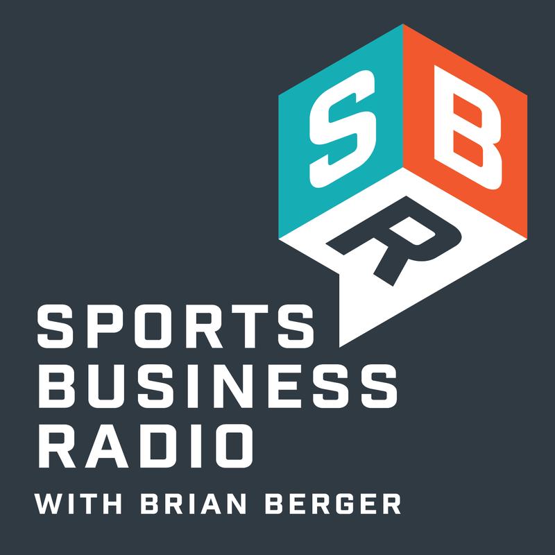 b40dfae95e01 Podknife - Sports Business Radio Podcast by Brian Berger