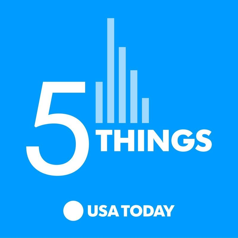 6c3022eb6 Podknife - 5 Things by USA TODAY