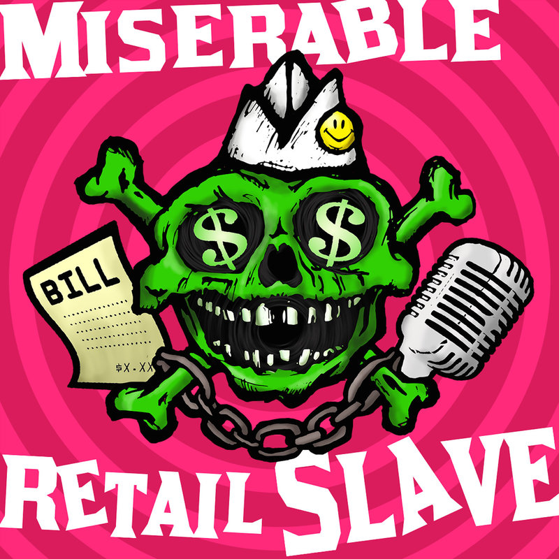 64f2417cc8 Podknife - Miserable Retail Slave by Miserable Retail Slave