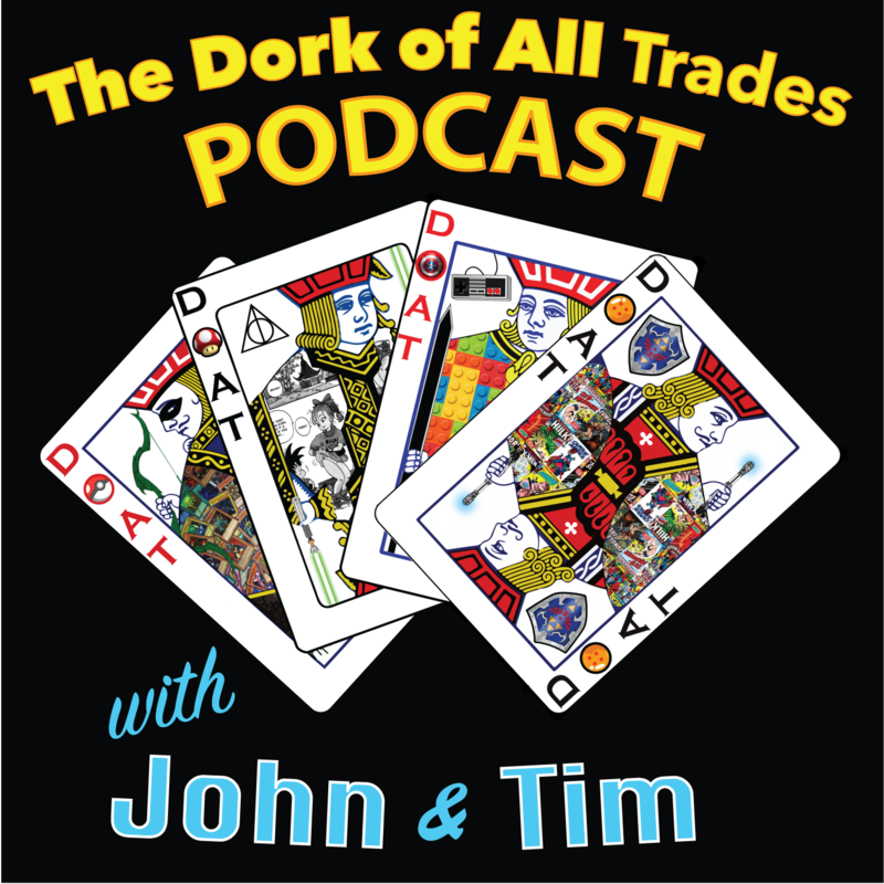 Podknife - The Dork Of All Trades Podcast by DOAT