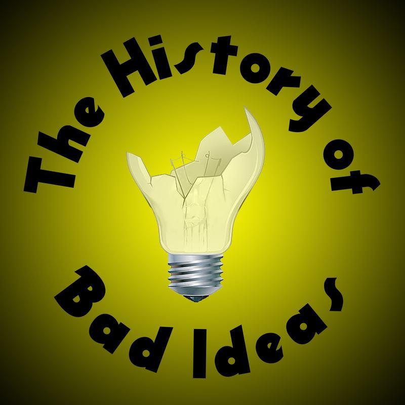 Podknife - The History of Bad Ideas Podcast by Jason Brigger