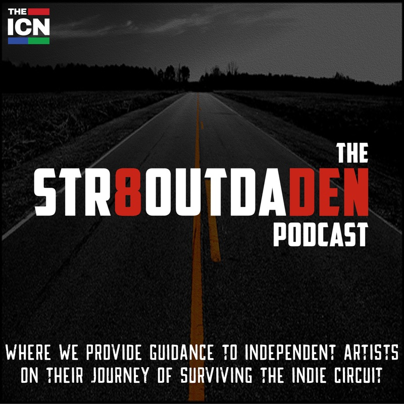 Podknife - The Str8OutDaDen Podcast by Indie Creative Network