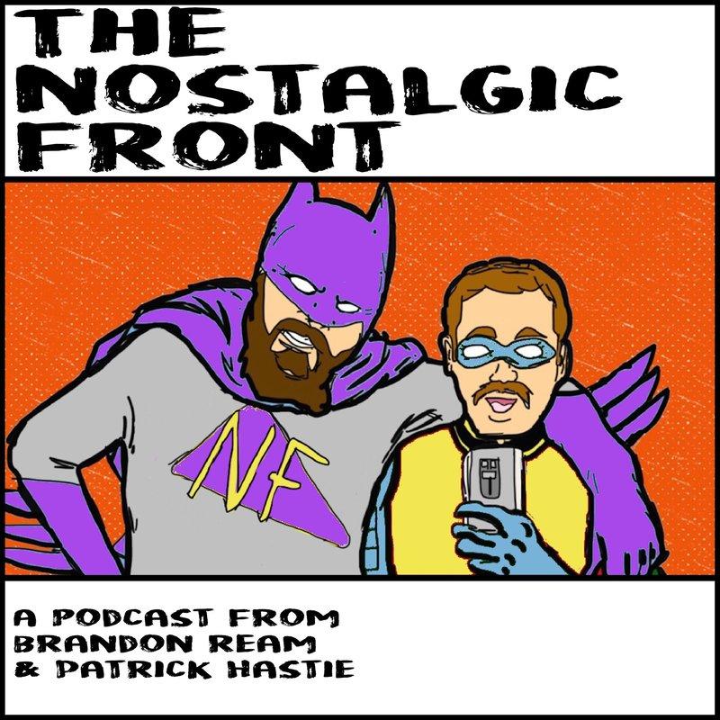 Podknife - The Nostalgic Front by Patrick Hastie