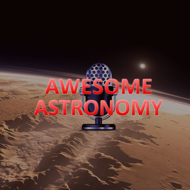 Podknife - AWESOME ASTRONOMY by Ralph, Paul & Jeni