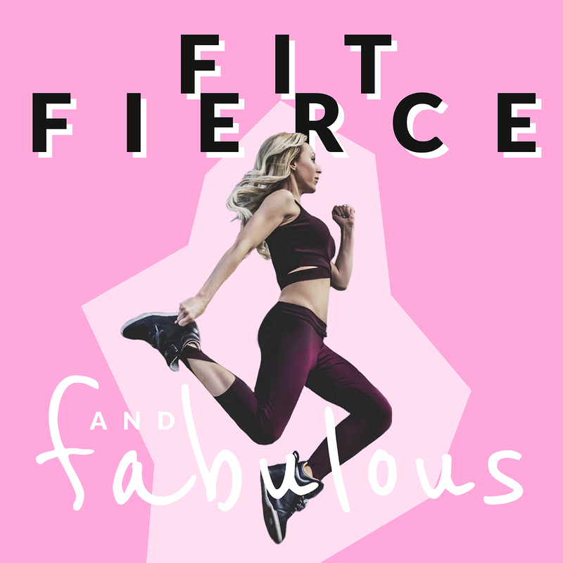 Podknife - Fit Fierce and Fabulous Podcast by Courtney Violet Bentley