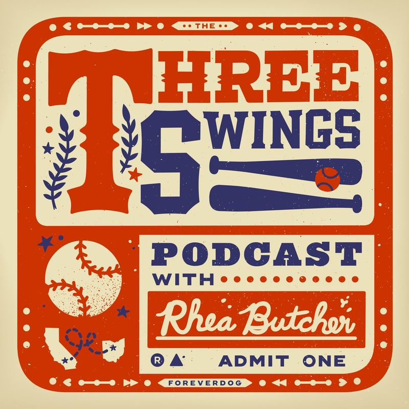 Podknife - Three Swings with Rhea Butcher by Forever Dog