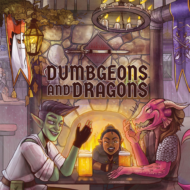 Podknife - Dumbgeons & Dragons - D&D 5E Actual Play by