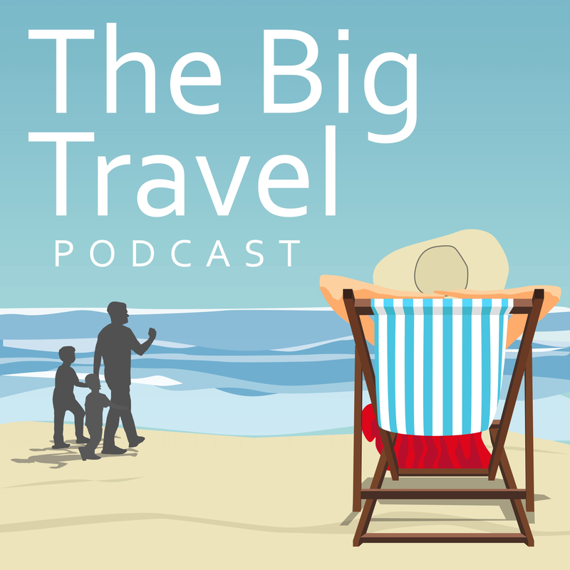 Podknife - The Big Travel Podcast by Lisa Francesca Nand