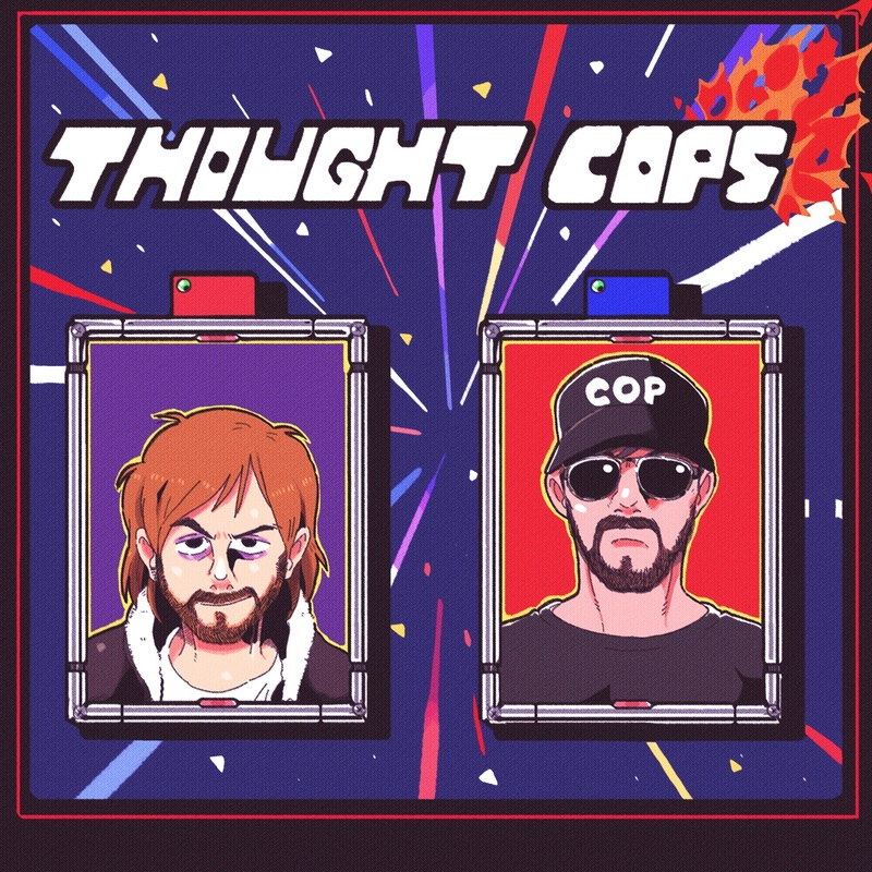 Podknife - Thought Cops by Officer Kevin and Officer Grant