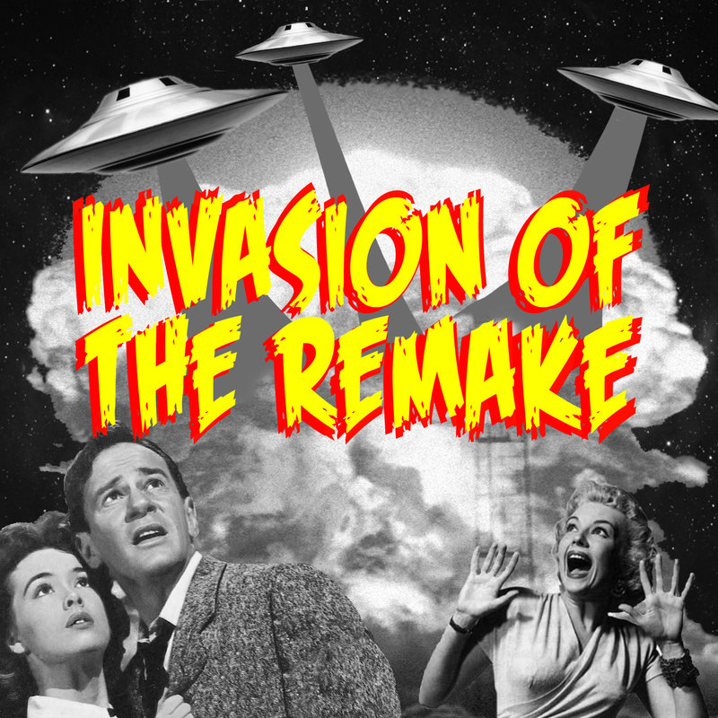 Podknife - Invasion of the Remake Podcast by Shifty Eyes Media
