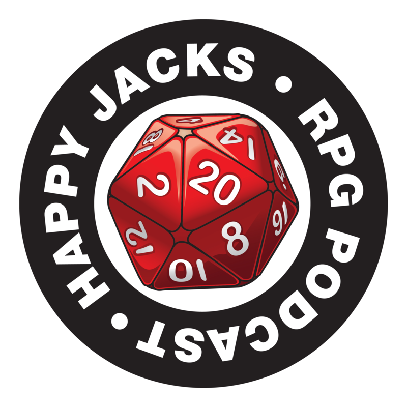 Podknife - Happy Jacks RPG Podcast by Stu Venable