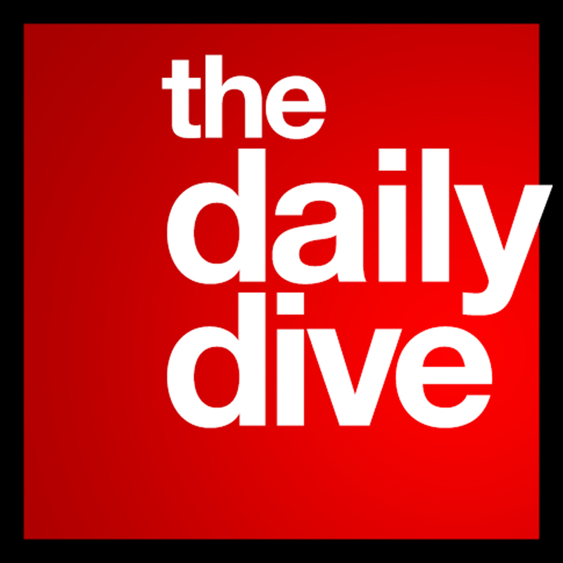 on sale f2347 7ad66 Podknife - The Daily Dive by iHeartRadio