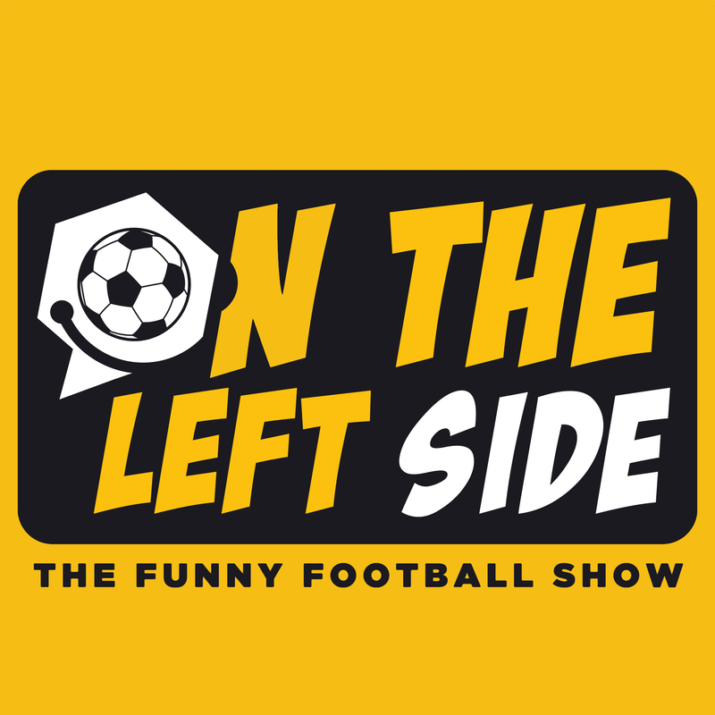 a3935147c Podknife - On The Left Side  The Funny Football Show by Abrupt Audio