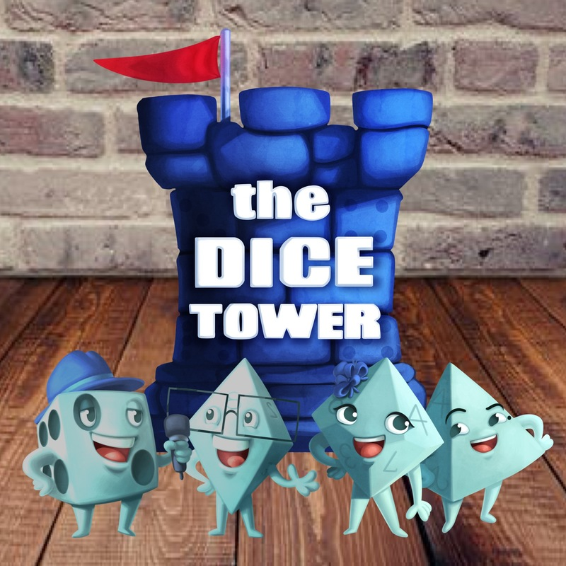 Podknife - The Dice Tower by The Dice Tower Network