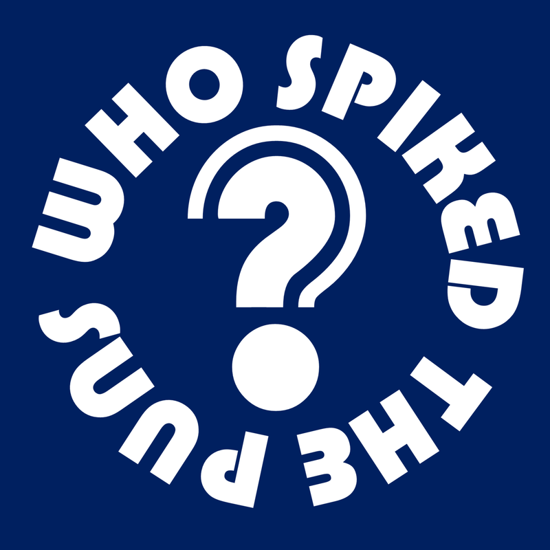 Podknife - Who Spiked The Puns? by PodFix Network