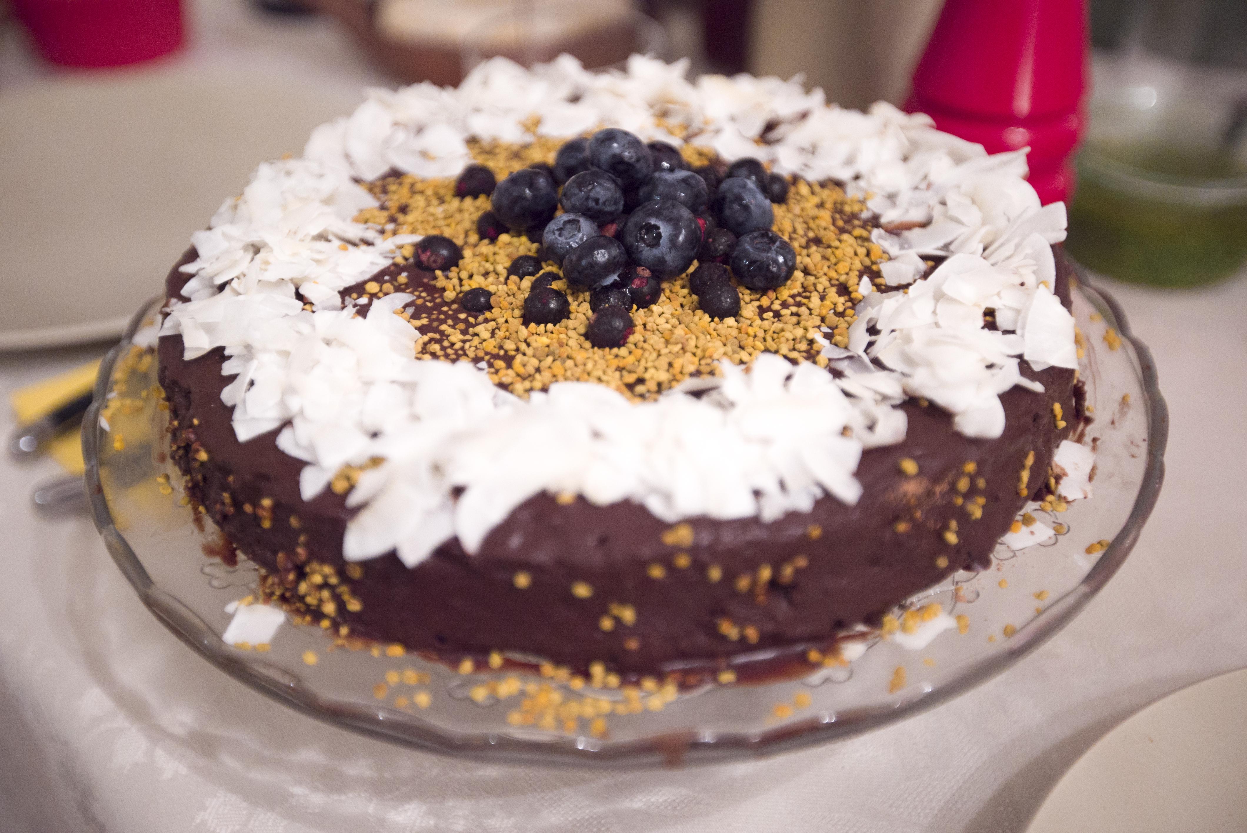Perfect Perfect Chocolate Cake
