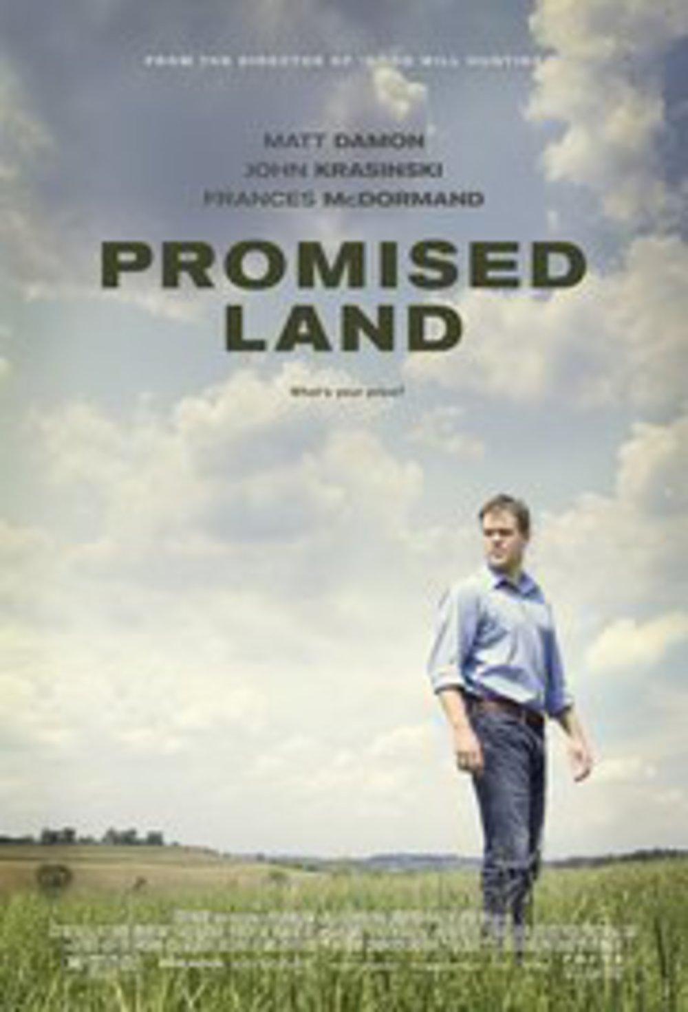 Promised Land (2012) - IMDb