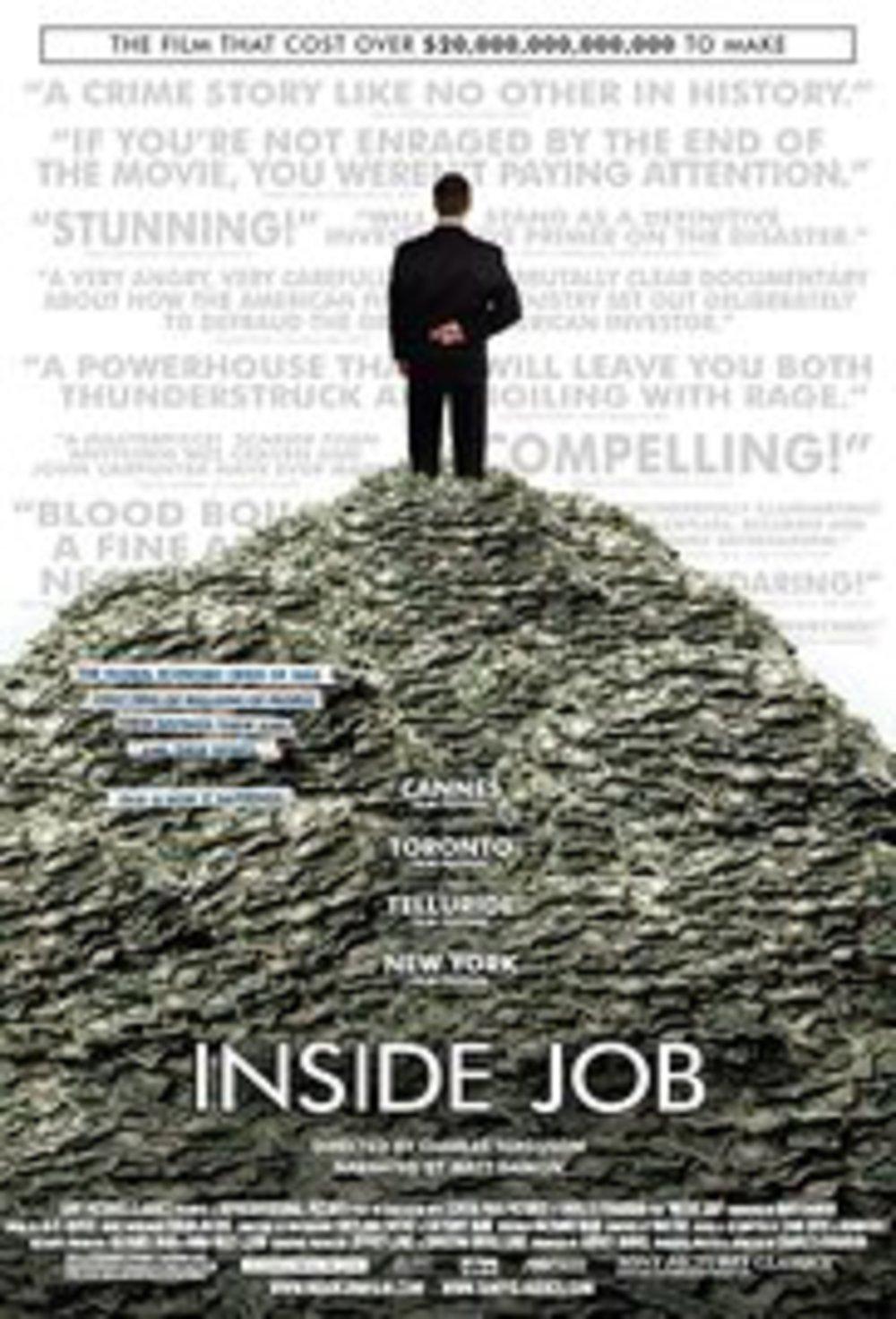 Inside Job (2010) - IMDb