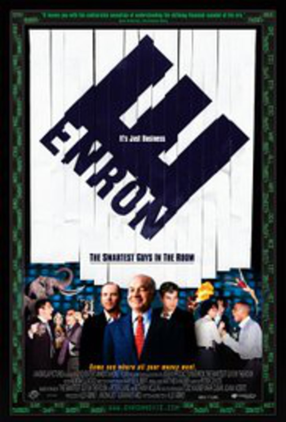 Enron: The Smartest Guys in the Room (2005) - IMDb