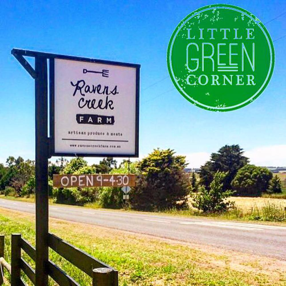 Little Green Corner - Sustainable coffee shop in Geelong