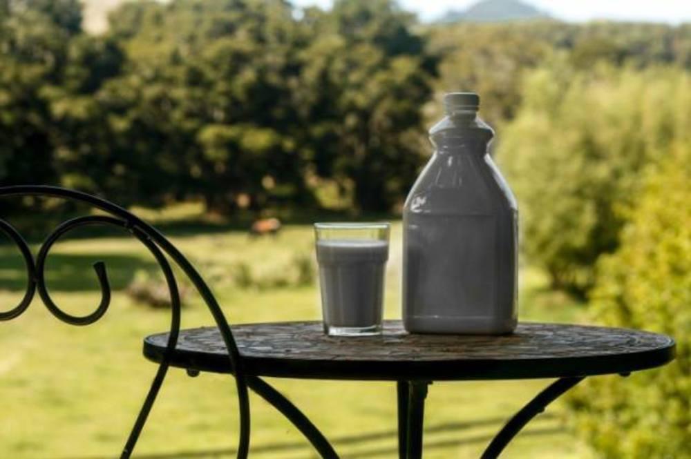 Raw milk in Wangharai