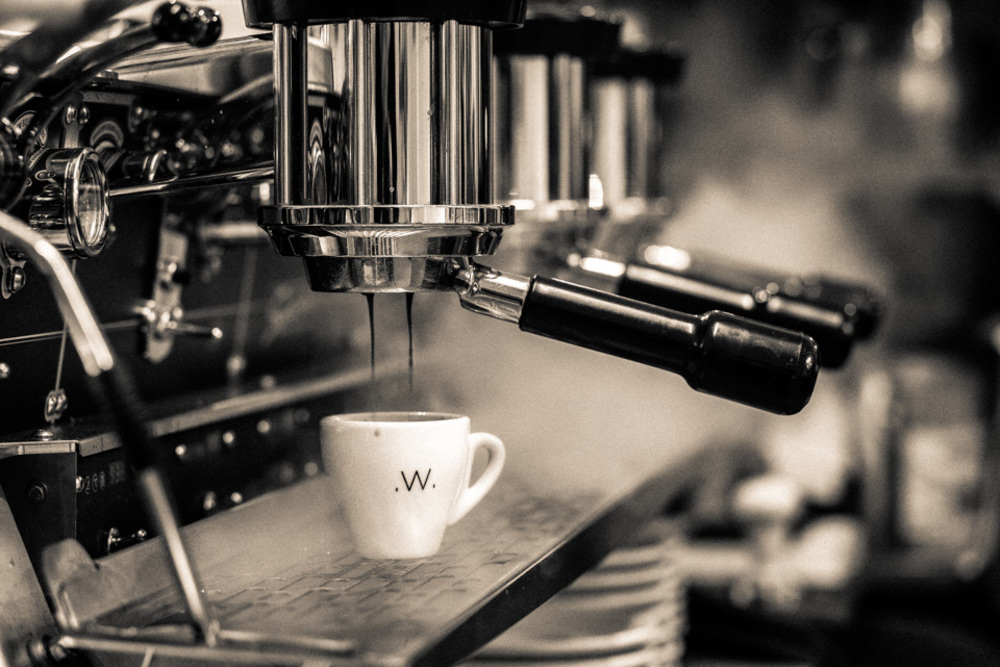 white label coffee - sustainable specialty coffee