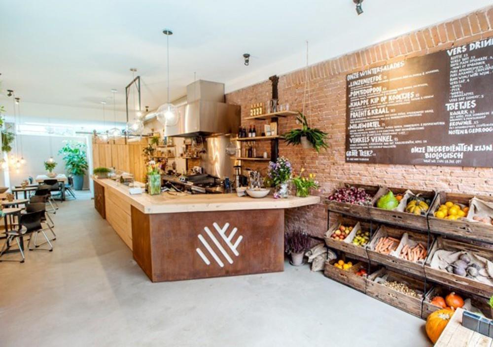 Venkel - Organic salad bar
