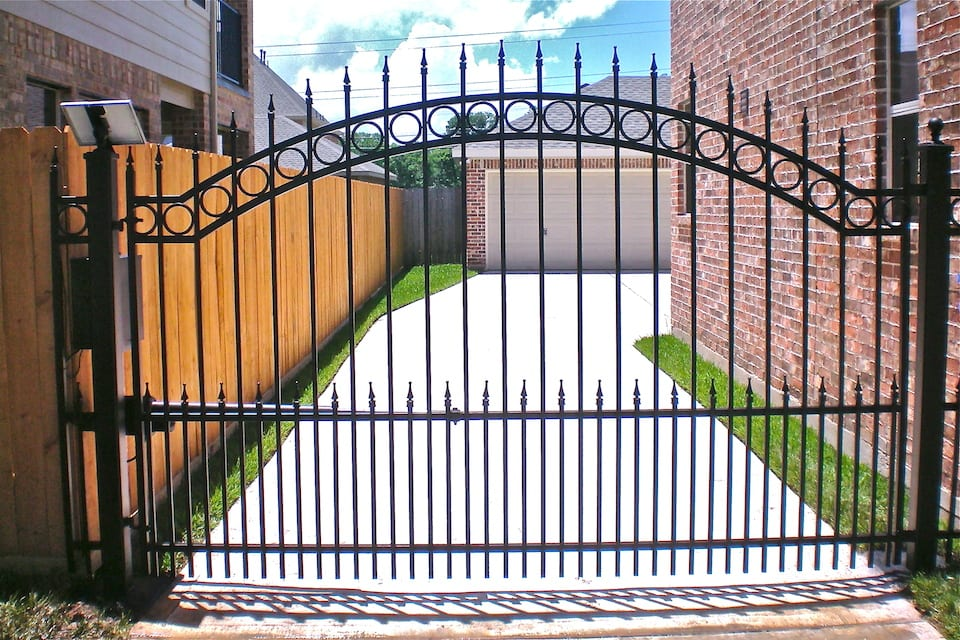 Barcelona Automatic Gates