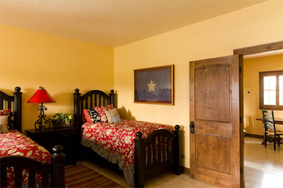Patio Cottage Bedroom Area