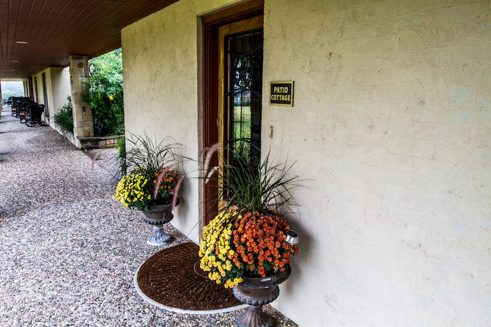 Patio Cottage