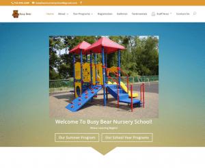 Busy Bear Nursery School