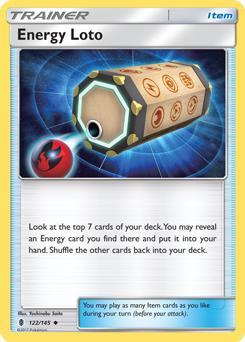 Energy Loto