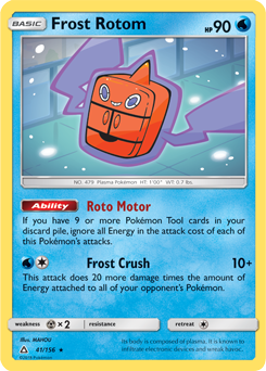 Frost Rotom