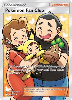Pokemon Fan Club