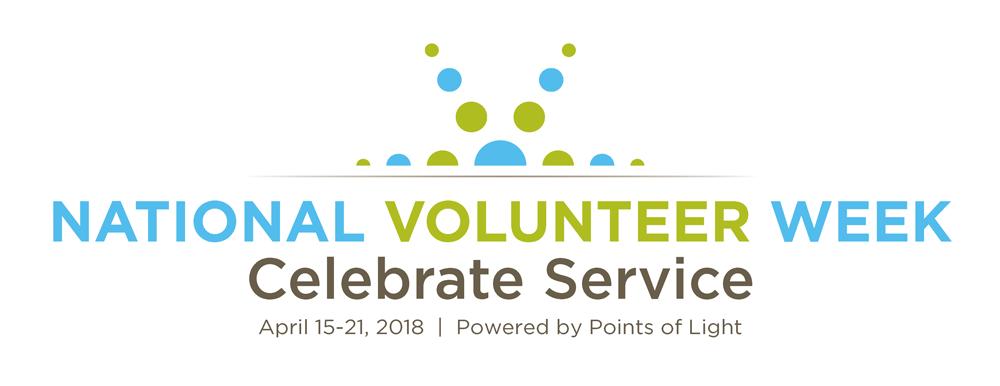 Points Of Light National Volunteer Week