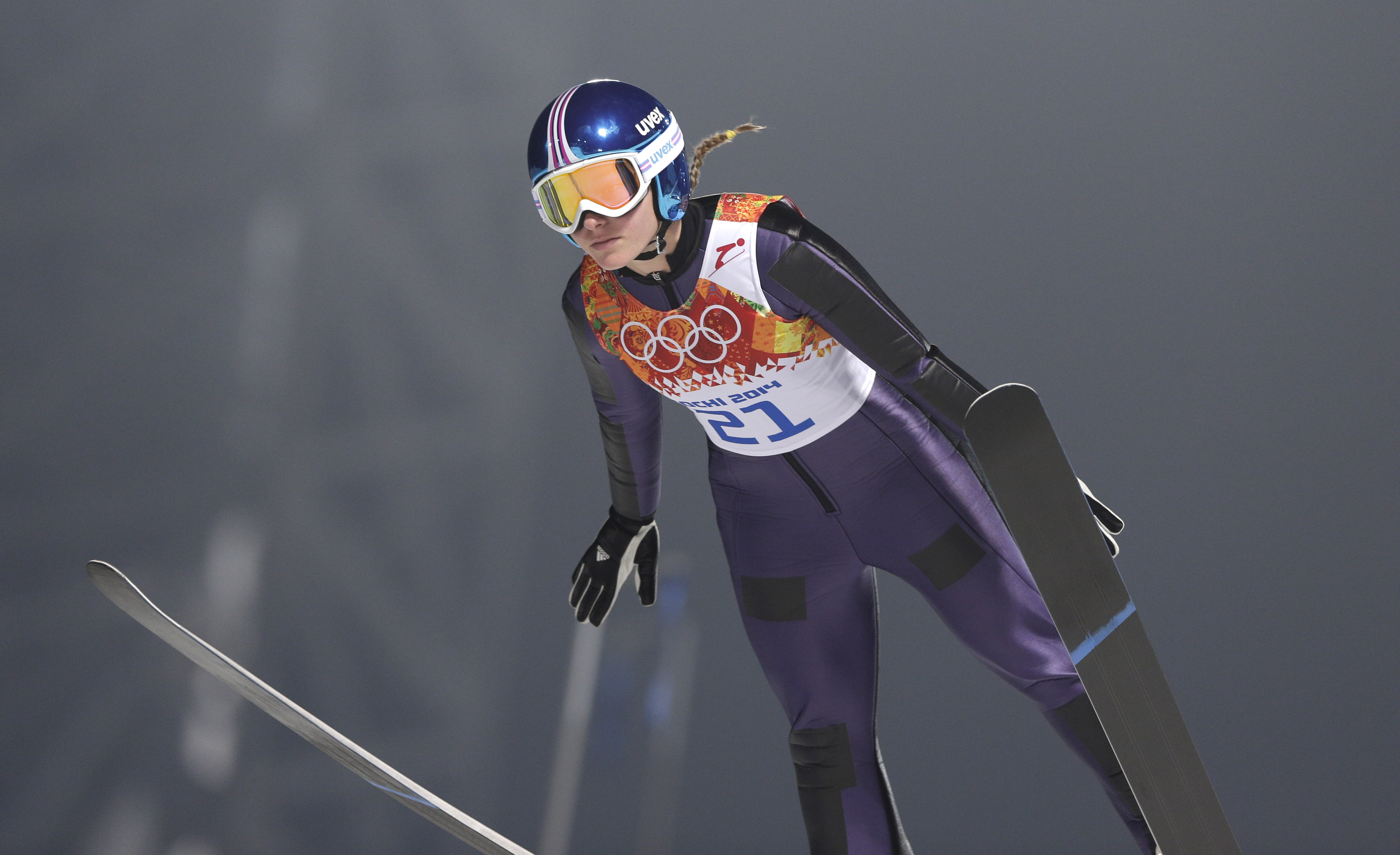 why, yesterday's, female, ski, jumping, competition, made, history,