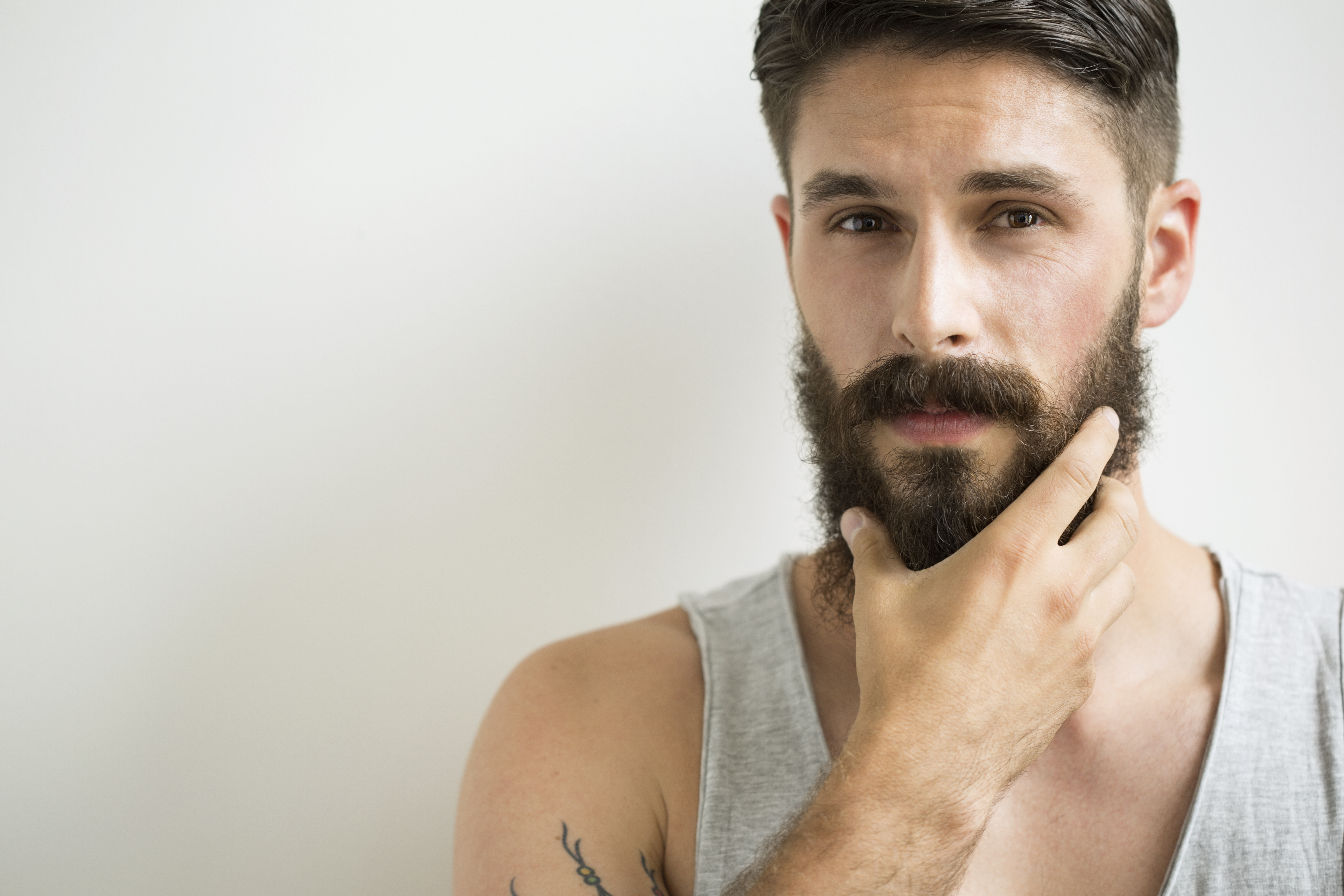 There     s a Scientific Reason You     re Attracted to Men With Beards