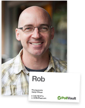 Rob Sandusky - Design and User Experience