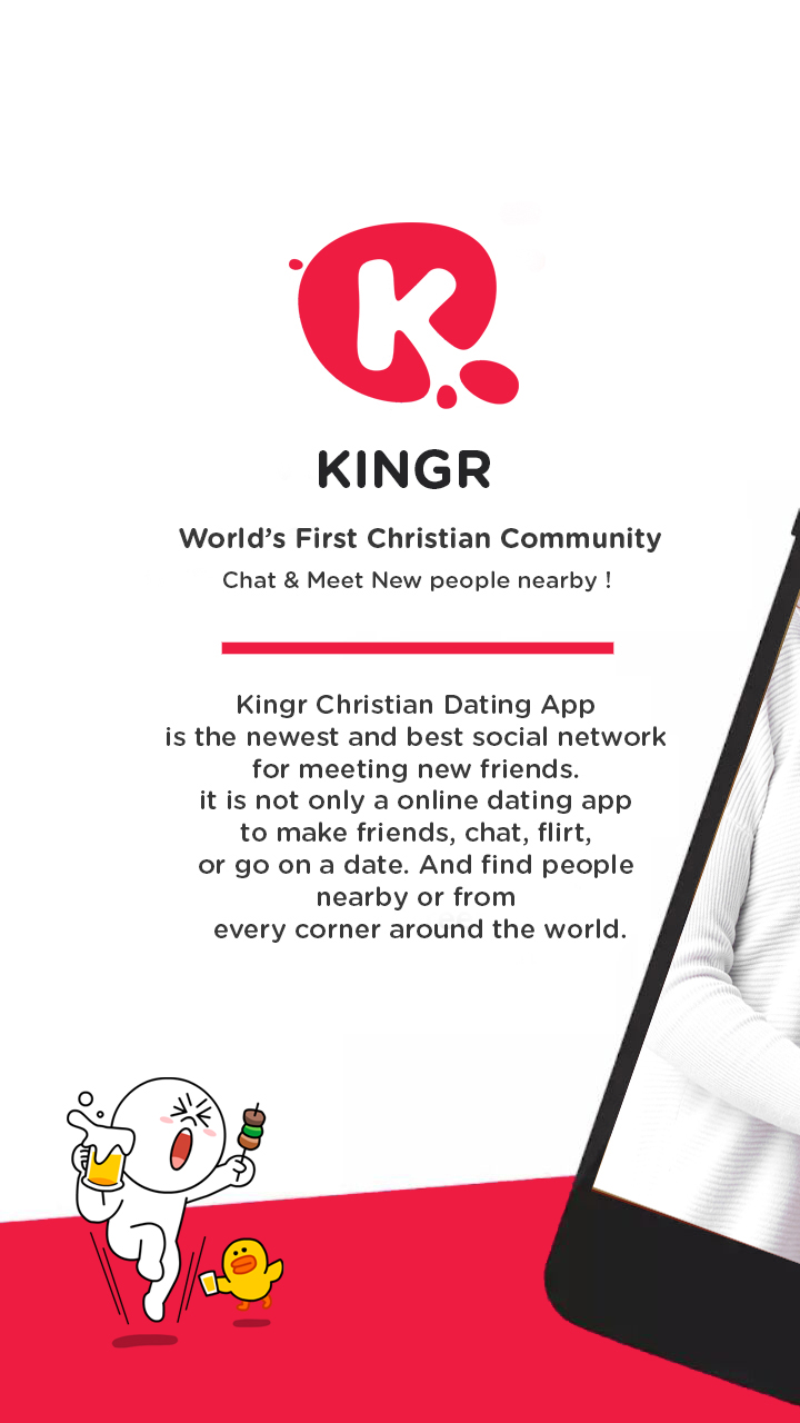 Kingr : Chat & Meet New People - Android Apps on Google Play | AngelList