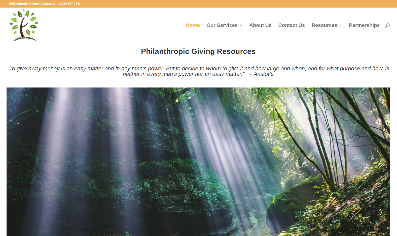 Philanthropy Giving Resources