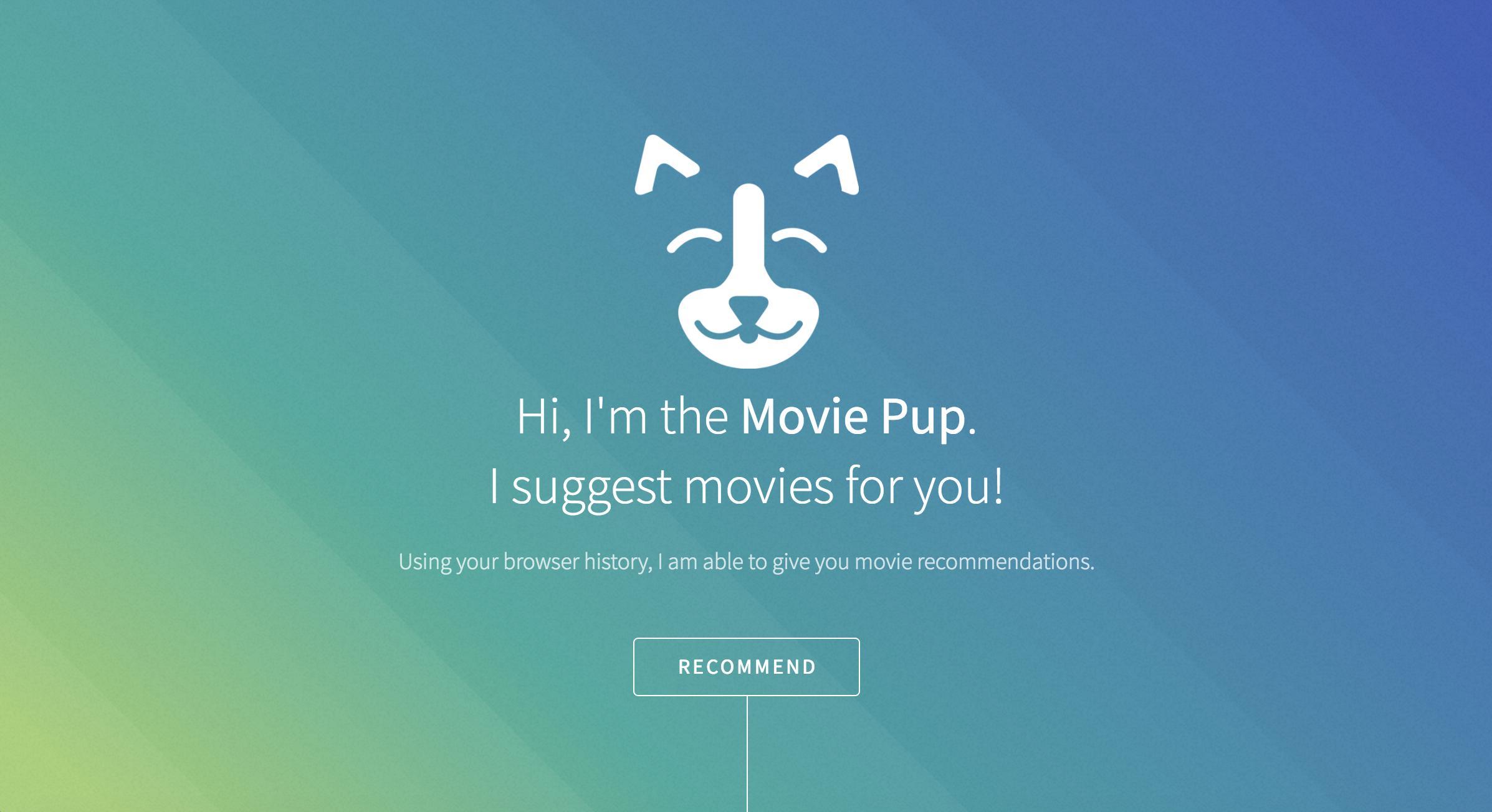 Movie Pup